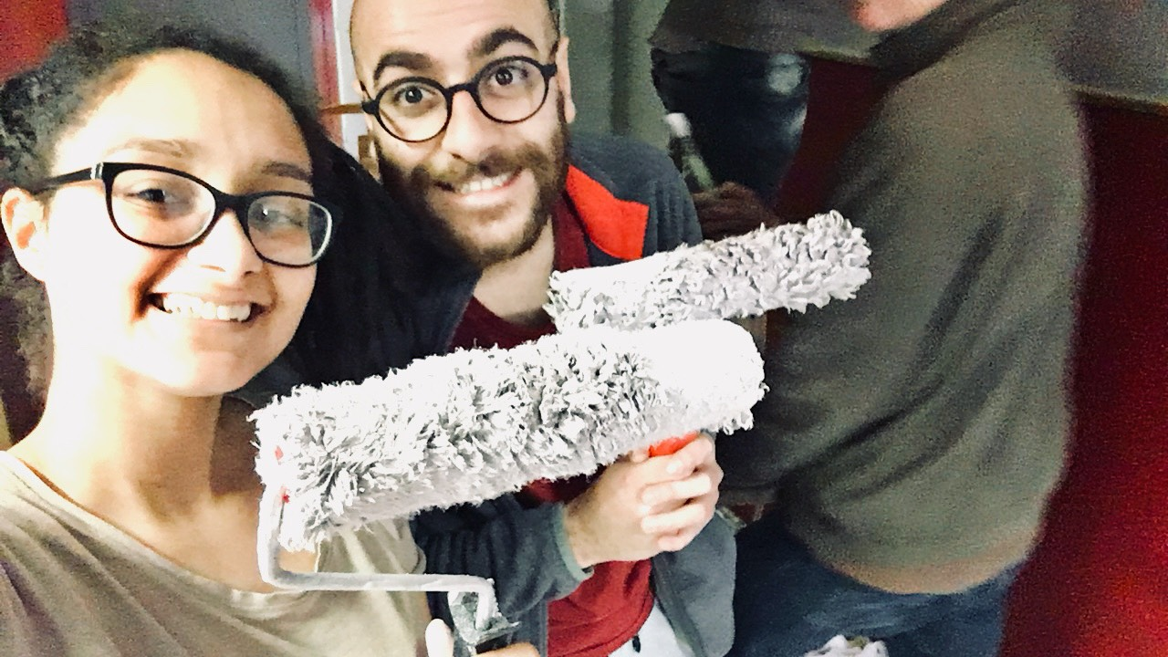 Mi experiencia de voluntariado en Bélgica