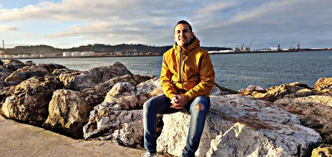 Mi aventura en AVILES : EL RIFIÑO