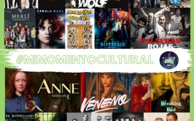 #MiMomentoCultural semana 3: las series favoritas del grupo de Participa Joven