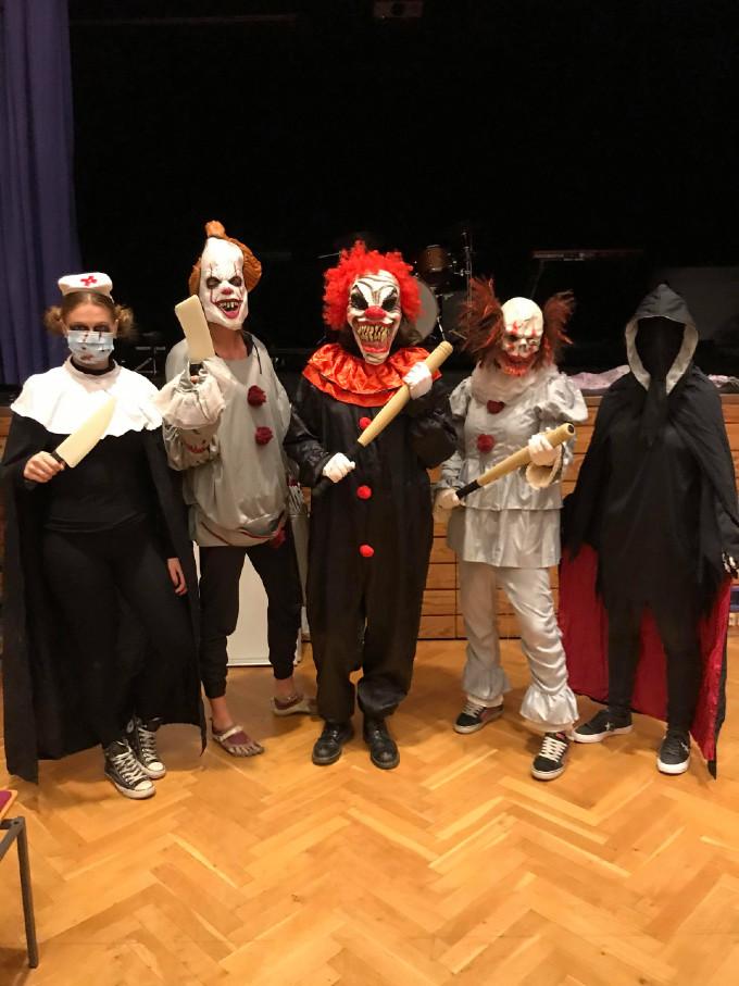 Halloween en Ranum