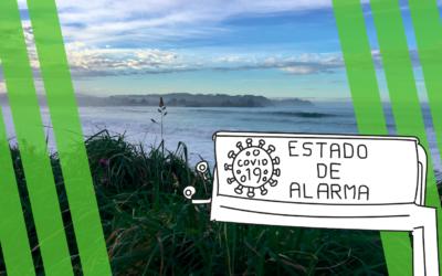 Ir a Asturias (parte 2) – Viajar durante la pandemia
