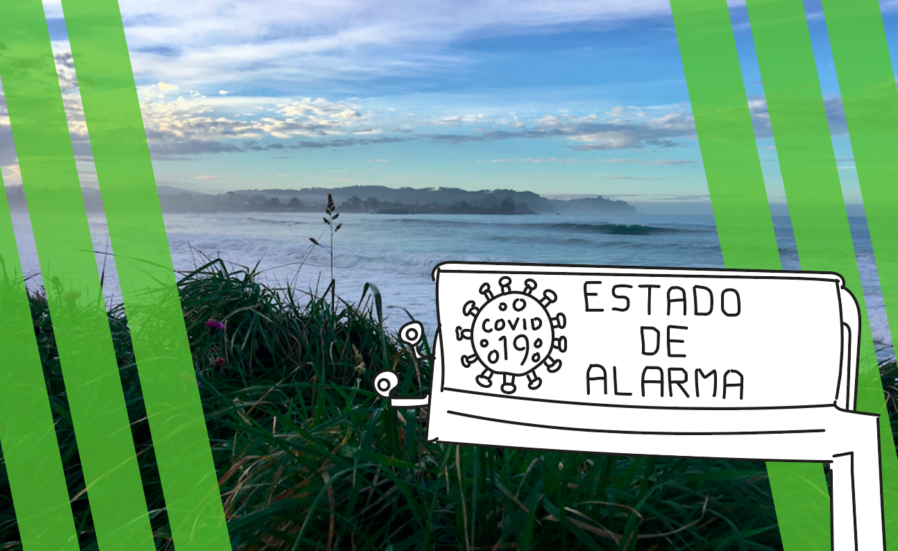 Going to Asturias (part 2) – Travelling during the pandemic