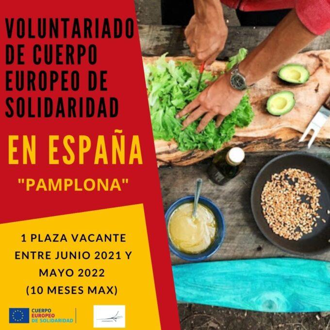 ¡Nueva oferta de voluntariado CES en España!