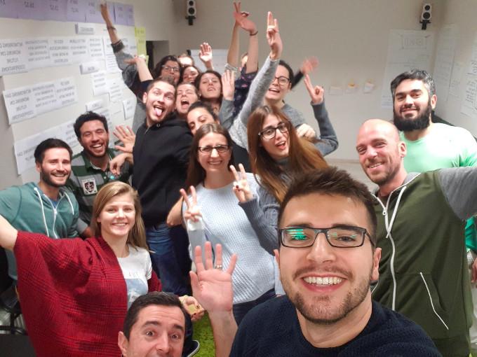 Seminario sobre voluntariado europeo EVS- it works! by Alba