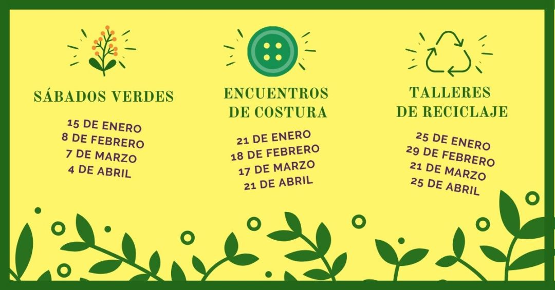 Primavera de actividades