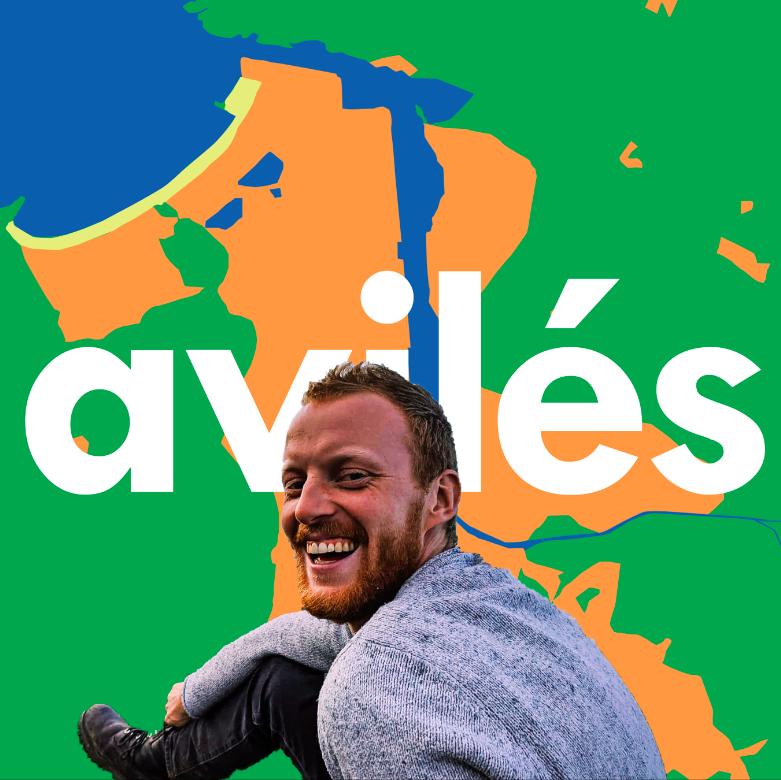 Holandés en Avilés