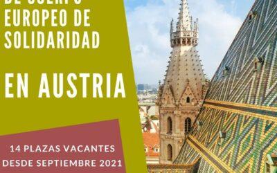¡Nueva oferta de voluntariado CES en Viena!